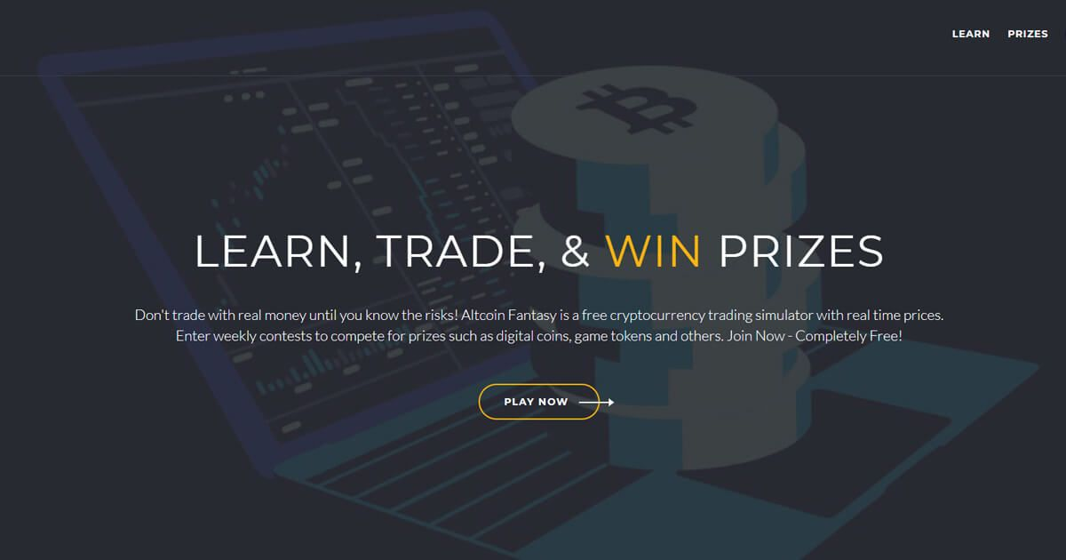 Coinigy and Altcoin Fantasy Launch Trading Competition for Cryptoasset Traders