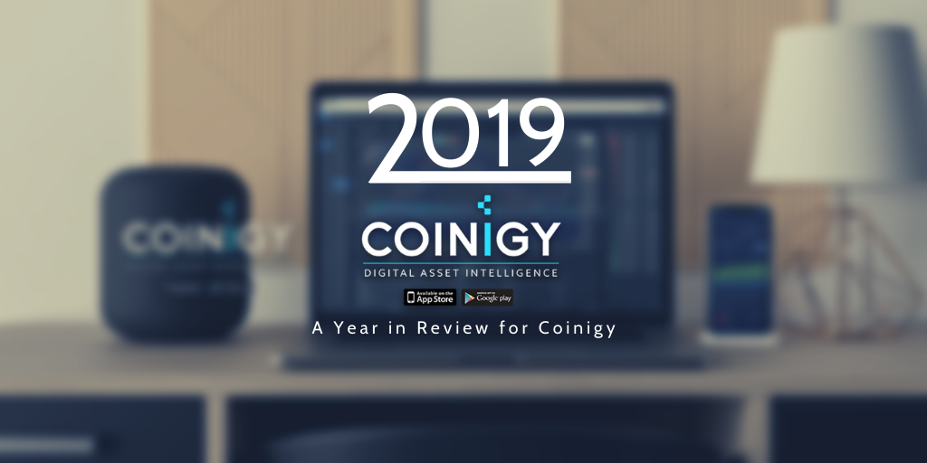 2019: A Year in Review for Coinigy