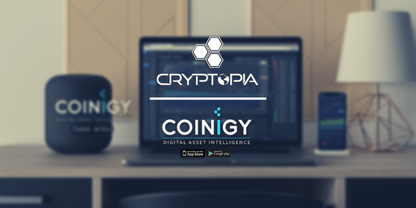 Cryptopia Full Trading Support Returns to Coinigy