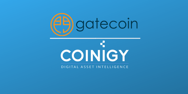 Gatecoin Exchange to be Delisted From Coinigy