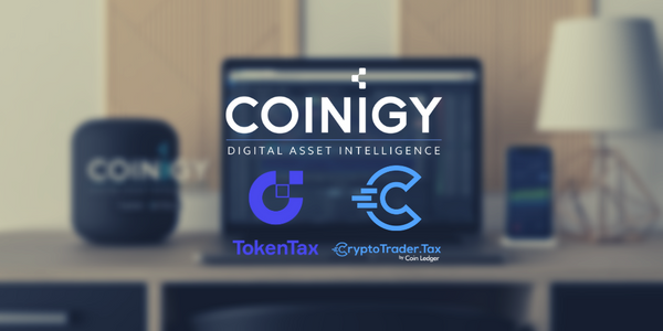 Coinigy Partners with CryptoTrader.Tax and TokenTax this Crypto Tax Season