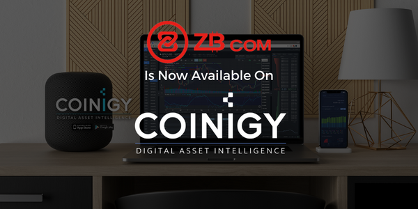 ZB.com Now Available for Charting on Coinigy!