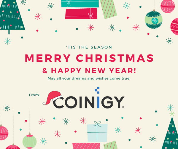 12 Days of Coinigy Christmas Sale