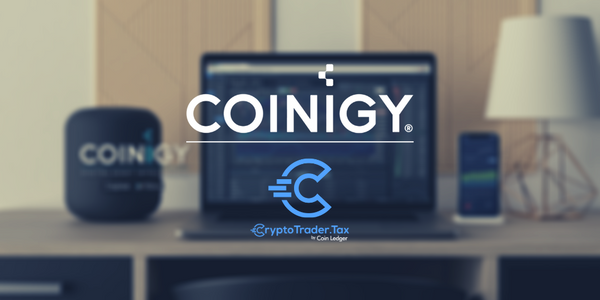 Coinigy Partners with CryptoTrader.Tax this Crypto Tax Season