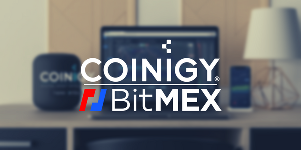 Coinigy is now an Official BitMEX Partner!